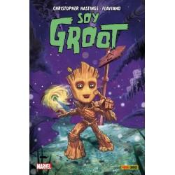 Soy Groot (100% Marvel HC) Panini Comics Barcelona