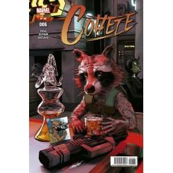Cohete 38 Panini Comics guardianes de la galaxia
