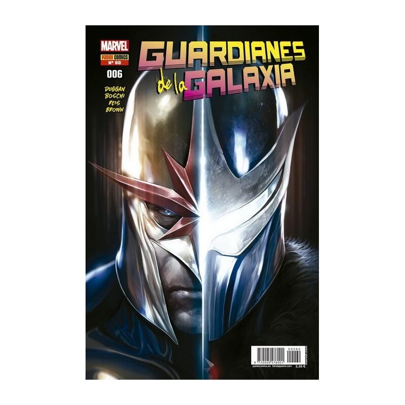 Guardianes de la Galaxia 60 Marvel Comprar Panini Comics