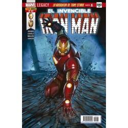 Invencible Iron Man 87 Bendis Marvel Comprar Panini Comics