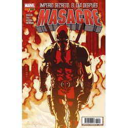 Masacre 24 Marvel Comprar Panini Comics Deadpool