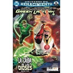 Green Lantern 71 / 16 ECC Ediciones DC Comics