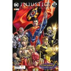 Injustice gods among us 58 ECC Comics videojuego