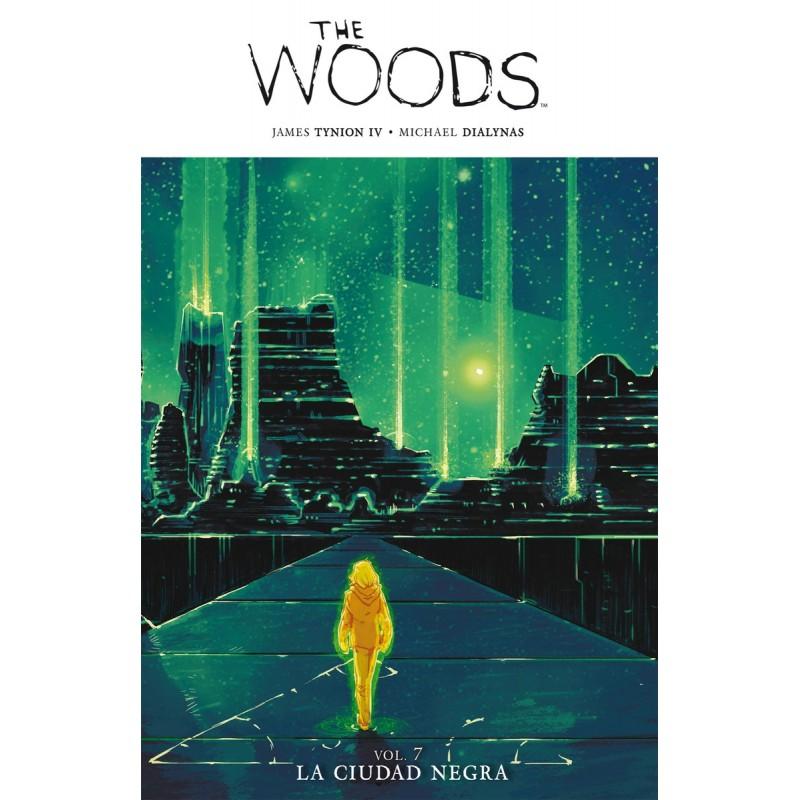 The Woods 7. La Ciudad Negra