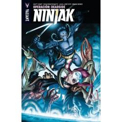 Ninjak 3. Operación Zona Muerta