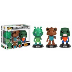 Pack Fall Convention Funko POP Star Wars Edición Limitada Comprar