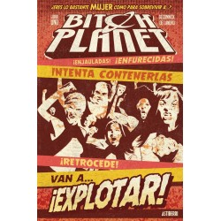 Bitch Planet 1