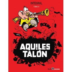 Aquiles Talon integral 9