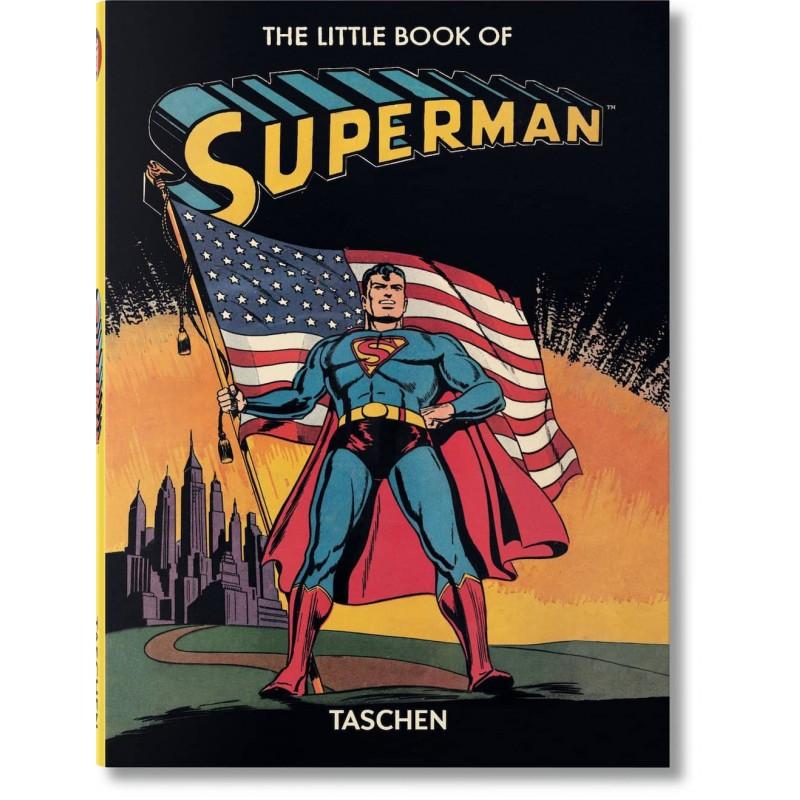 The Little Book of Superman Taschen Comprar