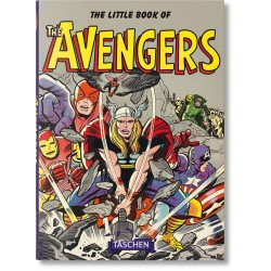 The Little Book of Avengers Taschen Comprar