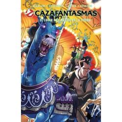 Cazafantasmas 2 el lugar más mágico de la tierra comics fandogamia
