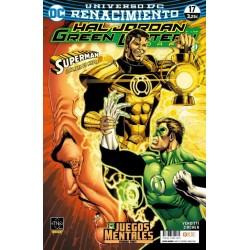 Green Lantern 72 / 17 ECC Ediciones DC Comics
