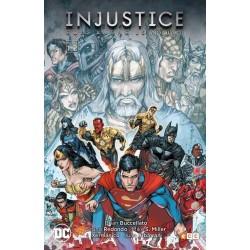 Injustice. Año Cuatro Vol. 1