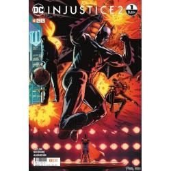 Injustice gods among us 59 ECC Comics videojuego