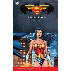 Batman y Superman. Colección Novelas Gráficas Especial. Trinidad (Parte 3)