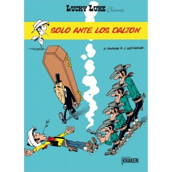 Lucky Luke Solo Ante los Dalton Classics Ediciones Kraken