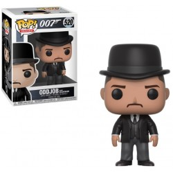 Oddjob Goldfinger James Bond POP Funko 520 Figura Comprar