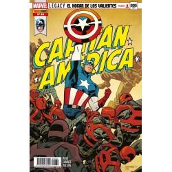 Capitán América. Rogers / Wilson 89 Panini Comics Marvel
