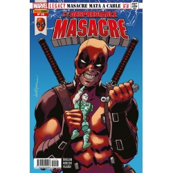 Masacre 25 Marvel Comprar Panini Comics Deadpool