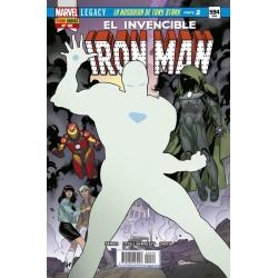 Invencible Iron Man 88 Bendis Marvel Comprar Panini Comics