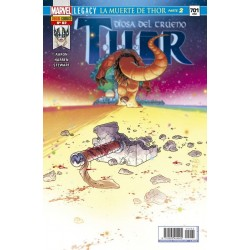 Thor Diosa del Trueno 82 Panini Comics Comprar Marvel