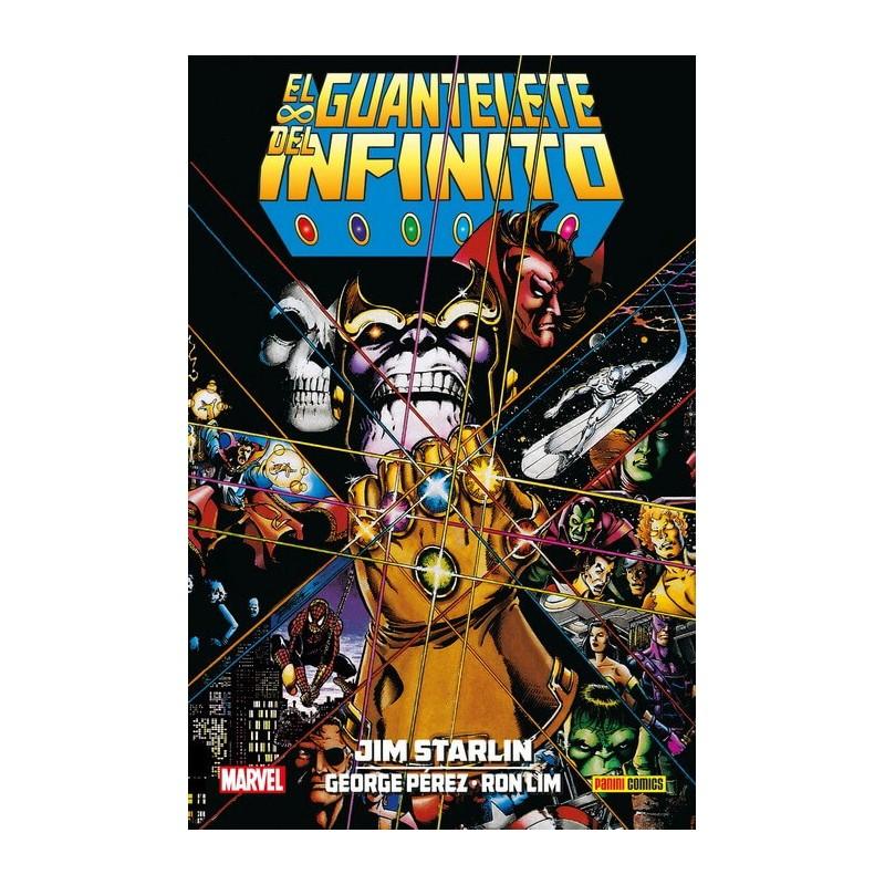 Colección Jim Starlin 3. El Guantelete del Infinito