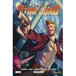 Legendario Starlord 3. Varados (100% Marvel)