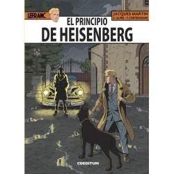 Lefranc 28 El Principio de Heisenberg Comprar Cómic Coeditum