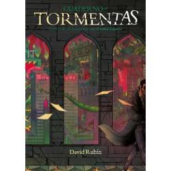 Cuaderno de Tormentas Astiberri Ediciones David Rubín Comic