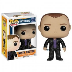 Doctor Who Noveno Doctor POP Funko 294