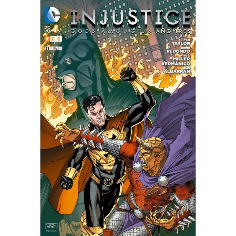Injustice 31