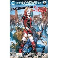 Escuadrón Suicida 16 Renacimiento ECC Ediciones DC Comics