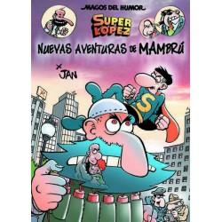 Superlopez Nuevas Aventuras de Mambru Comic Magos del Humor Comprar
