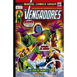 Los Vengadores 6. La Era de Mantis (Marvel Gold)