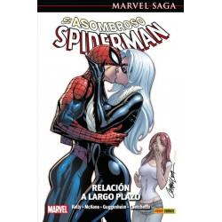 El Asombroso Spiderman 24. Relación a Largo Plazo (Marvel Saga 53)