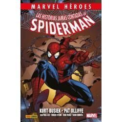 Las Historias Jamás Contadas de Spiderman (Marvel Héroes 86)