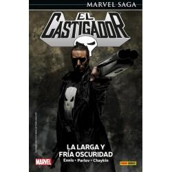 El Castigador 11. La Larga y Fría Oscuridad (Marvel Saga 54)