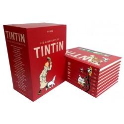 Cofre Integral Tintín. Las Aventuras de Tintín