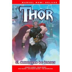 Imagén: Thor de Jason Aaron 1. El Carnicero de Dioses (Marvel Now! Deluxe)