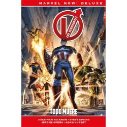 Los Vengadores de Jonathan Hickman 1. Todo Muere (Marvel Now! Deluxe)