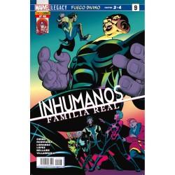 Inhumanos. Familia Real 46