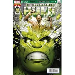 El Increíble Hulk 71