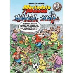 Mortadelo y Filemón Mundial 2018 Ediciones B