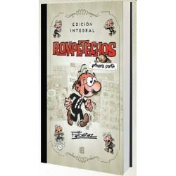 Rompetechos Integral Primera Parte Comic Ediciones B