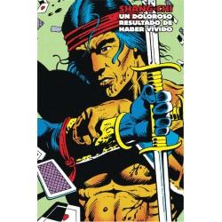 Shang-Chi Maestro del Kung-Fu Un doloroso resultado de haber vivido Marvel Limited Edition Comprar Panini