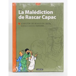 La Malédiction de Rascar Capac 1. Les 7 Boules de Cristal (en Francés)
