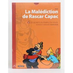 La Malédiction de Rascar Capac 2. Les Secrets du Temple du Soleil (en Francés)