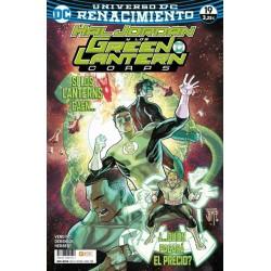 Green Lantern 74 / 19