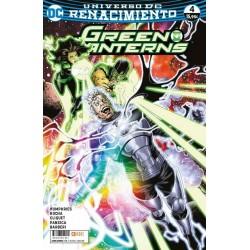 Green Lanterns 4