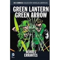 Colección Novelas Gráficas 56. Green Lantern / Green Arrow. Héroes Errantes
